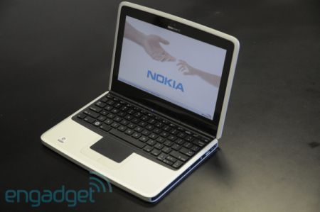 Nokia Booklet 3G survey