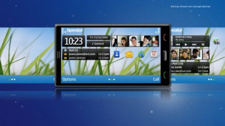 Nokia offers lurk peer at improved 2010 Symbian consumer interface