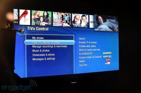 TiVo Premiere hands-on Refurbish: video!)