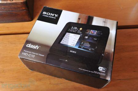 Sony Dash examination