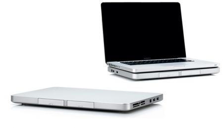 Notebook Dock Costs Almost as Much as Desktop Computer