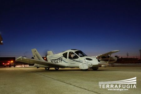 Terrafugia Transition drifting automobile gets the small closer to being with FAA capitulation