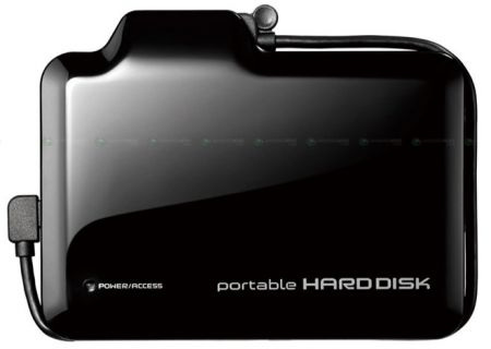 I-O Data Hard Drive Slurps Video Direct From Camcorders