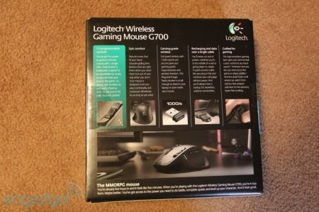Logitech G700 rodent as well as G930 headset examination