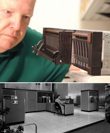Storage Has Come A Long Way: The Story of IBM's Storwize V7000