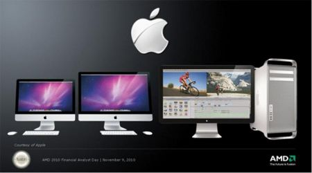 AMD Fusion Processors Headed To Apple's Computers