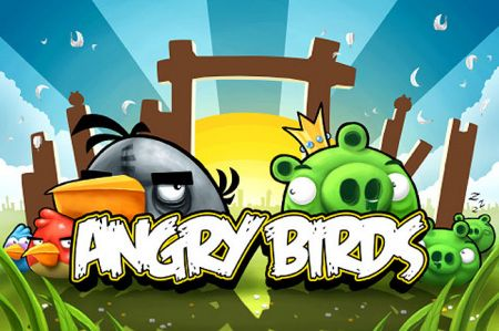 Lightweight Angry Birds Game Arriving On Low Powered Android Devices