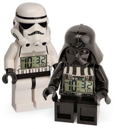 ThinkGeek Unveils Sweet Lego Star Wars Alarm Clocks