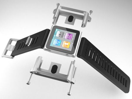 TikTok as well as LunaTik Watch Kits for iPod Nano to come in Production