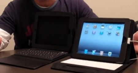 A couple of some-more iPad set of keys cases – Video