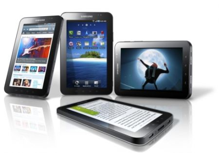 Samsung might deliver an updated Galaxy Tab during CES