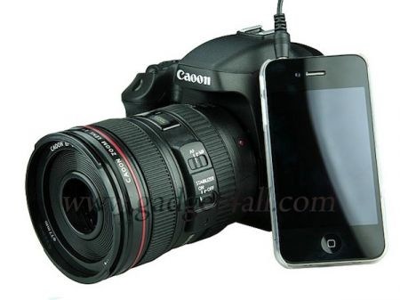 The Caoon DSLR / MP3 player / orator is both some-more as well as reduction than it seems (but often reduction