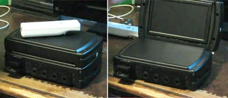 Wii Laptop mod ditches a front, gets ultra moveable (video)