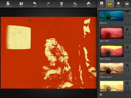 FX Photo Studio for iPad: Amazing Filters, Amazing Facts