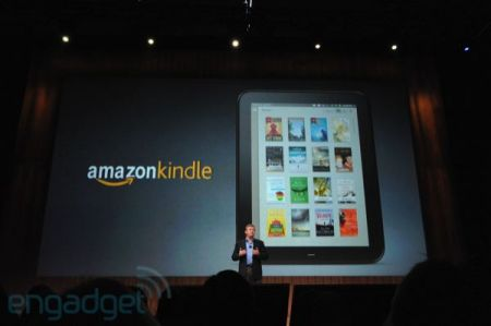 HP TouchPad to exaggerate Skype job, Kindle app