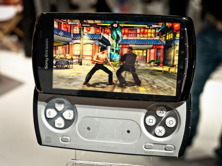 Video: Hands-On With a PlayStation Phone